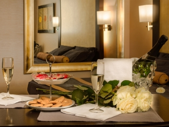 Hotel a Pavia del Duca